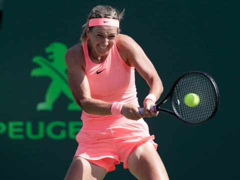 Impressive Victoria Azarenka sets up Madison Keys clash as Katie Boulter goes out