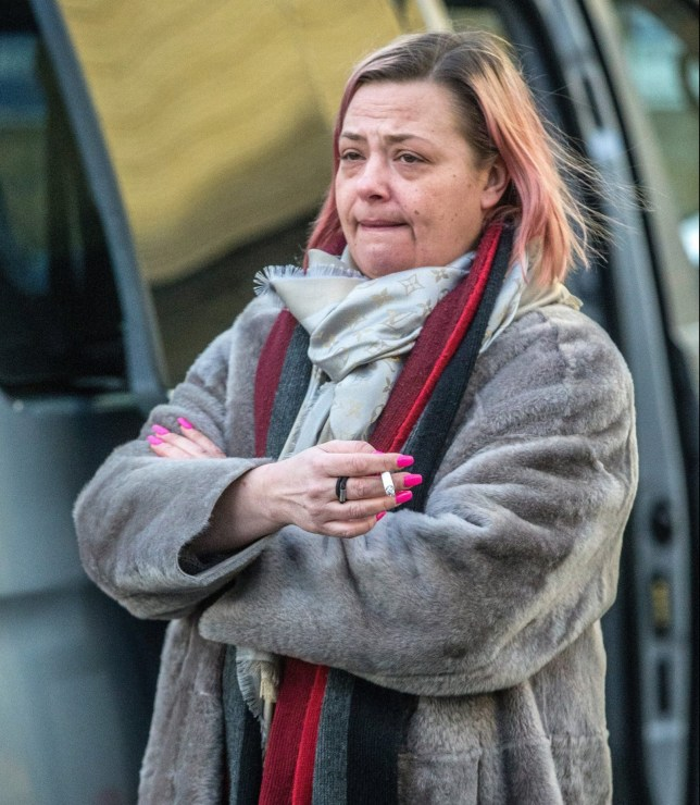 Picture Shows: Lisa Armstrong March 20, 2018 ** EMBARGO: Strictly No Web / Online Digital Permitted before 3pm March 22nd 2018 ** Fee For Online After 3pm ?600 For Set ** * Min paper Print Only Fee ?500 * 'Britains Got Talent' Stars film promotional footage for the new series of the show in South East London, England, UK. Pictured among the stars is wife of troubled Ant McPartlin, Lisa Armstrong. Lisa's husband was arrested a few days ago for drink driving and has been headline news every day since. ** EMBARGO: Strictly No Web / Online Digital Permitted before 3pm March 22nd 2018 ** Fee For Online After 3pm ?600 For Set ** * Min paper Print Only Fee ?500 * Exclusive WORLDWIDE RIGHTS Pictures by : Flynet Pictures ? 2018 Tel : +44 (0)20 3551 5049 Email : info@flynetpictures.co.uk
