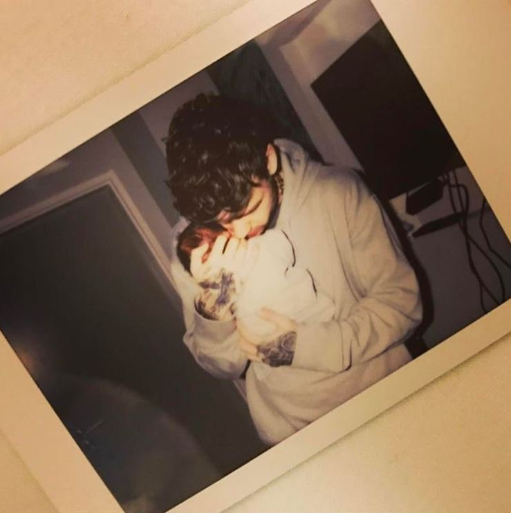 Liam Payne 'struggled to find his place in the family' when Cheryl gave birth to Bear