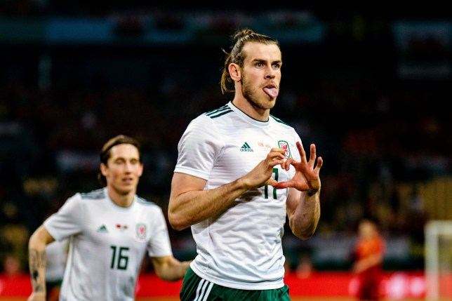 new product 3fd71 f2362 Gareth Bale surpasses Liverpool legend to become Wales' top ...