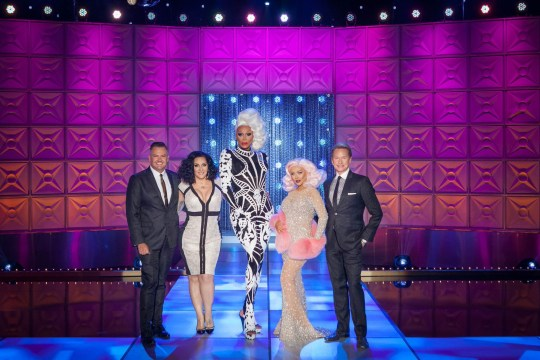 Picture: Twitter/ RuPaulsDragRace Christina Aguilera opens up on ex who came out as gay