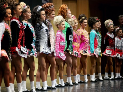 All the ringlets, dresses and hard shoes from the 2018 World Irish Dancing Championships