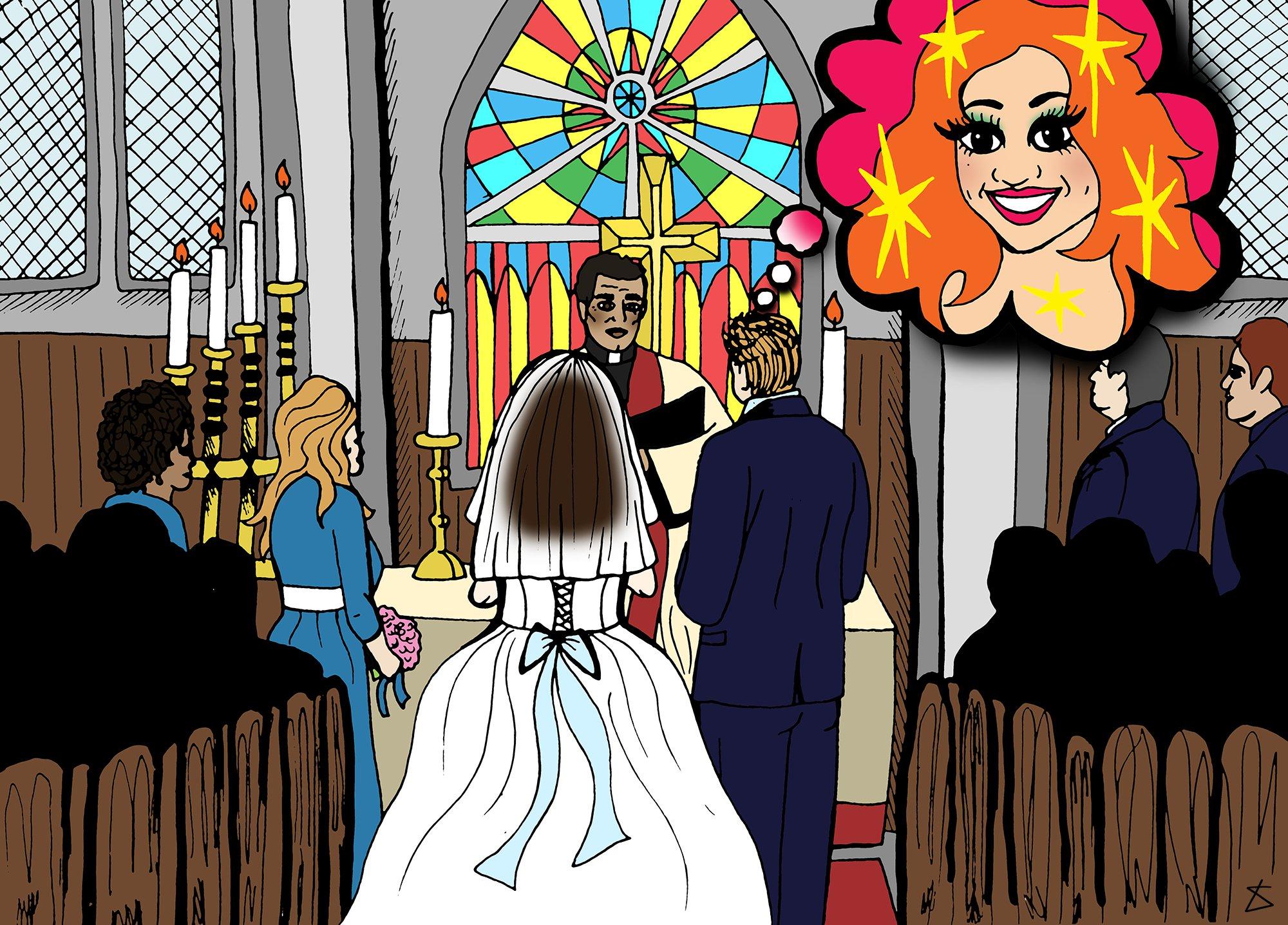 Dear Prince Harry, I wish I'd had the balls to invite my ex to my wedding