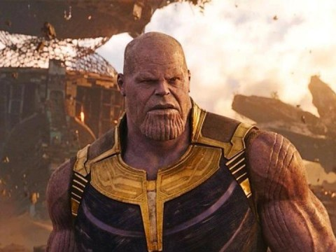 Who plays Thanos in Avengers Infinity War and where will you recognise Josh Brolin from?