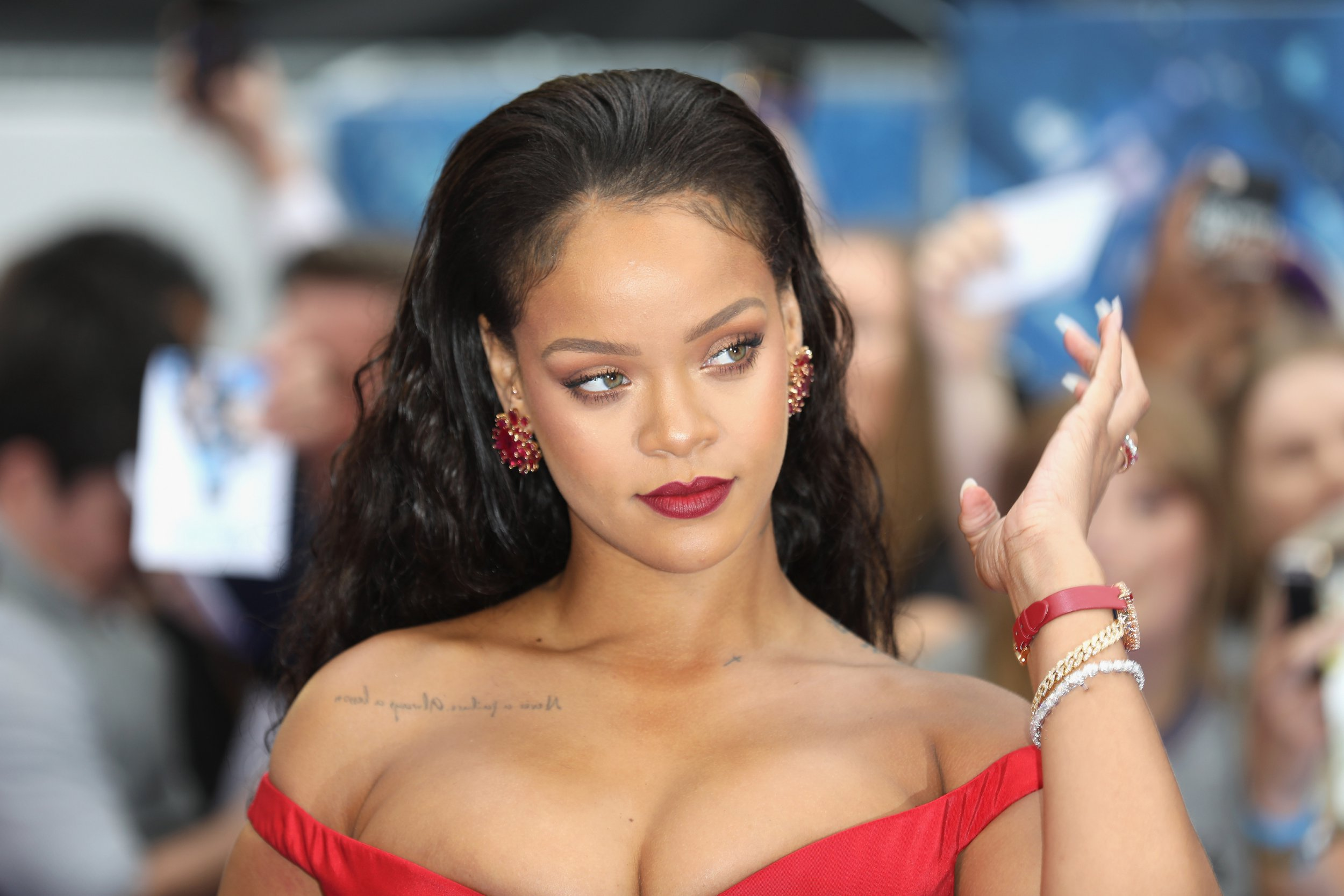 Rihanna opens up about her biggest regret in life – not wearing a special thong