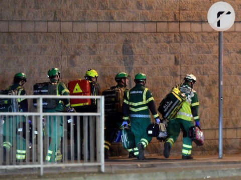 Firefighters 'angry and ashamed' they were prevented from helping Manchester attack victims