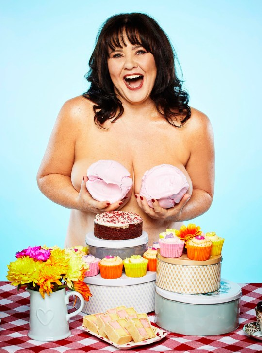 Coleen Nolan: I didnt know Id be stripping naked until