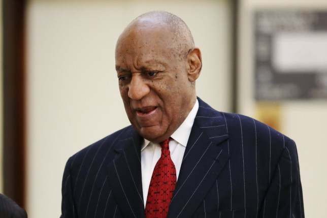 Actor and comedian Bill Cosby arrives for a pretrial hearing for his sexual assault trial at the Montgomery County Courthouse in Norristown, Pennsylvania, U.S. March 29, 2018. REUTERS/Dominick Reuter/Pool