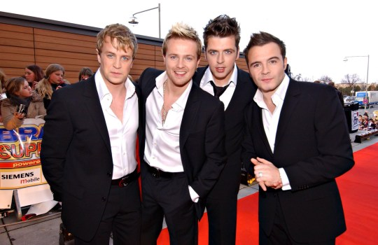 Westlife reunion? Don't get your hopes up | Metro News