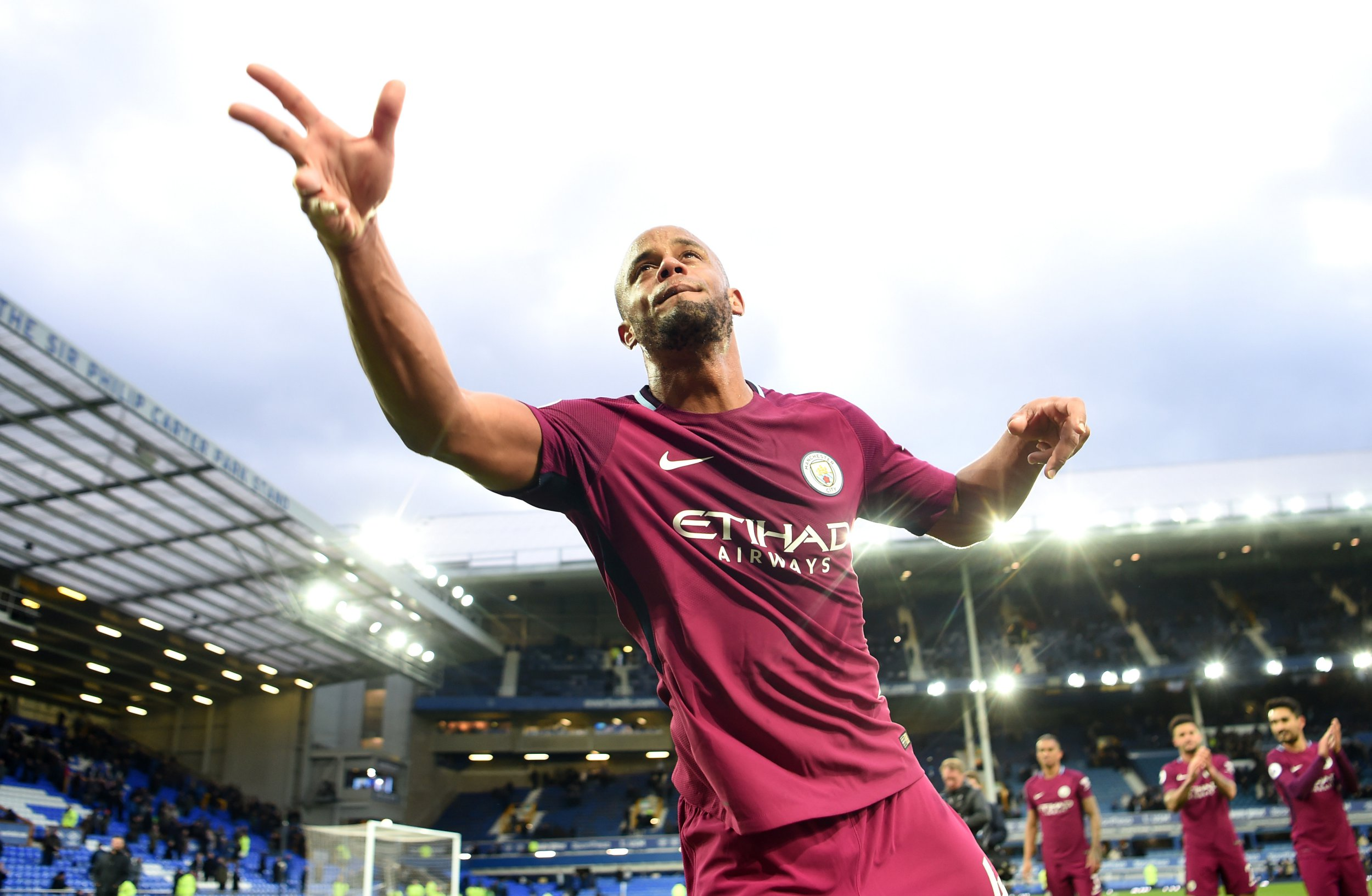 Vincent Kompany reveals what it's like to play against Zlatan Ibrahimovic, Lionel Messi and Luis Suarez