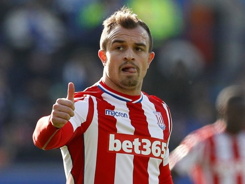 Tottenham could meet Xherdan Shaqiri's £12m release clause ahead of Southampton