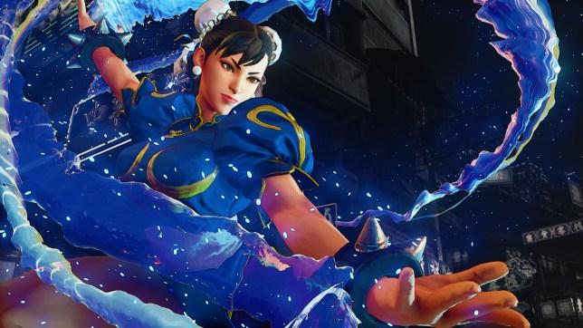 Chun-Li - the first lady of gaming