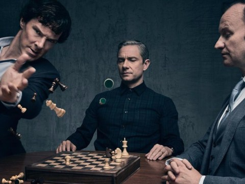 Martin Freeman says Sherlock c-word comments were 'taken out of context' but insists he loves the show