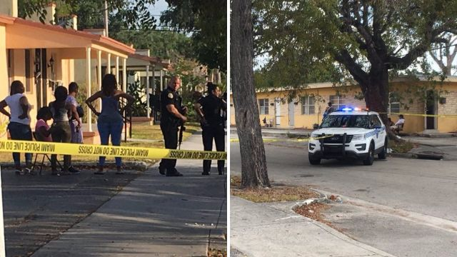 Girl, 3, dead and two other children injured in 'senseless' shooting