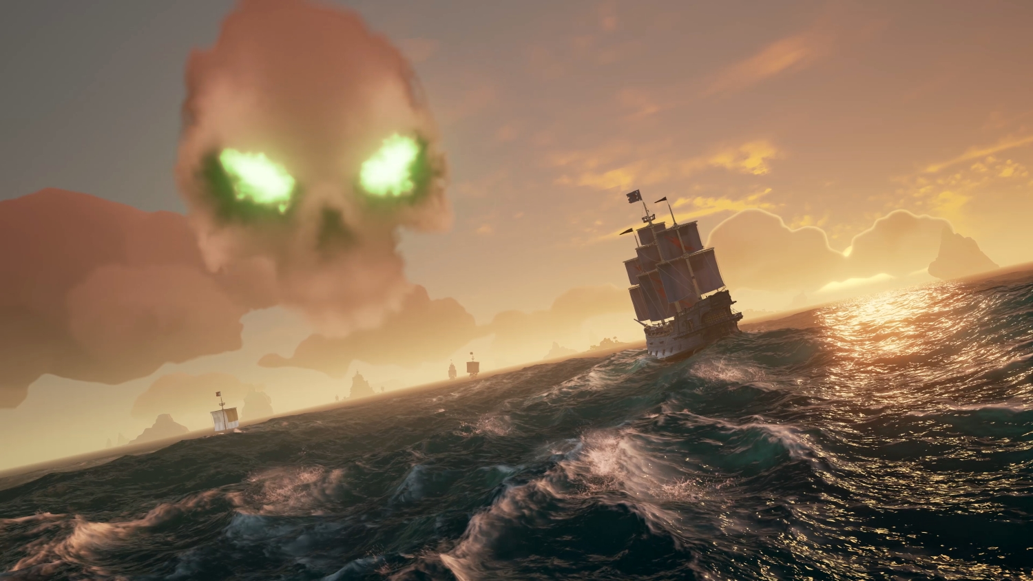 Sea of Thieves (XO) - that can't mean anything good