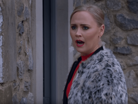 Emmerdale spoilers: Tracy Shankley discovers that David Metcalfe slept with Leyla Harding