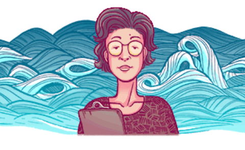 Who is Katsuko Saruhashi and why is she today's Google Doodle?