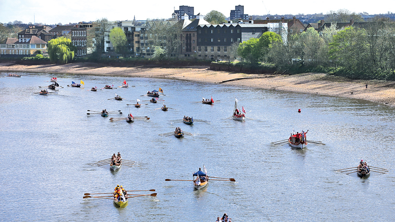 When is the Oxford and Cambridge Boat Race and how to watch?
