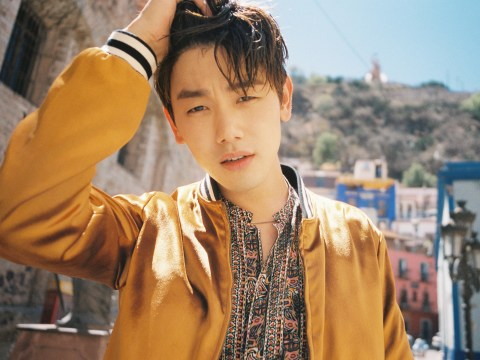 Eric Nam on finally taking control of his career after having 'a really hard time' that led to anxiety attacks