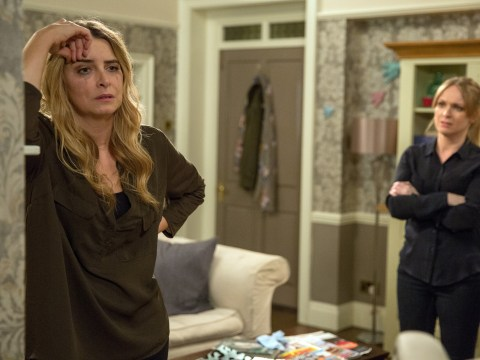 Emmerdale spoilers: Emma Atkins reveals devastating trauma for Charity – and whether she and Vanessa say 'I love you'