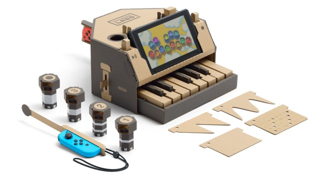 Nintendo Labo - more than just a game