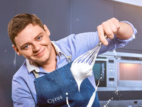 Britain's Best Home Cook: Who is contestant Cyrus?