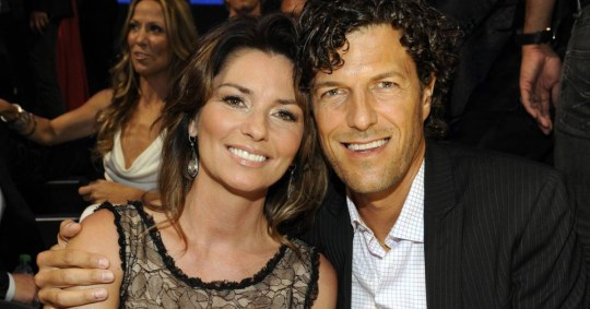 Mutt Lange And Marie Anne Thiebaud Wedding.How Old Is Shania Twain Who Is Her Husband And What Were Her Trump