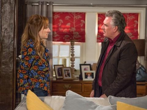 Emmerdale spoilers: Fire horror for Bob Hope and Laurel Thomas but is Brenda Walker to blame?
