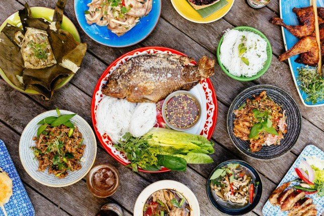 What is Laotian food? Typical ingredients and dishes from