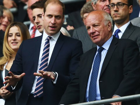 Why does Prince William support Aston Villa?