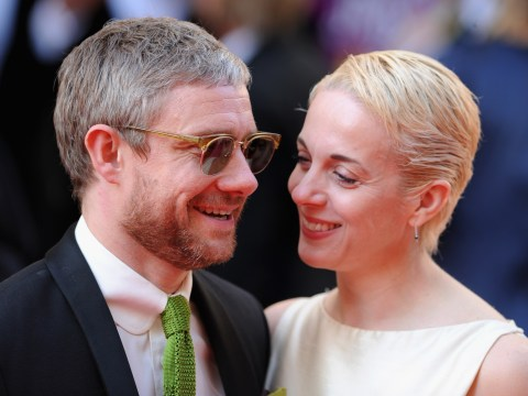 Amanda Abbington reveals heartache over Martin Freeman split and why they kept it secret for six months