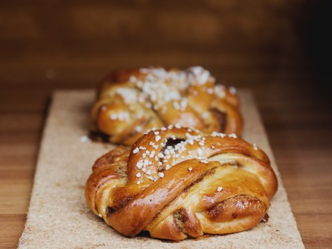This super cool East London café sells epic vegan croissants