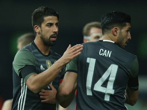 Sami Khedira rubbishes reports he revealed Liverpool contract rebel Emre Can's next club