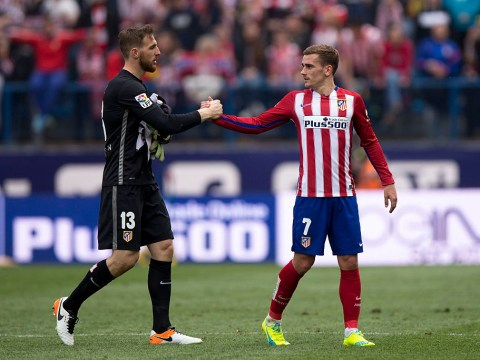 Antoine Griezmann believes Manchester United's David De Gea is NOT the best goalkeeper in the world
