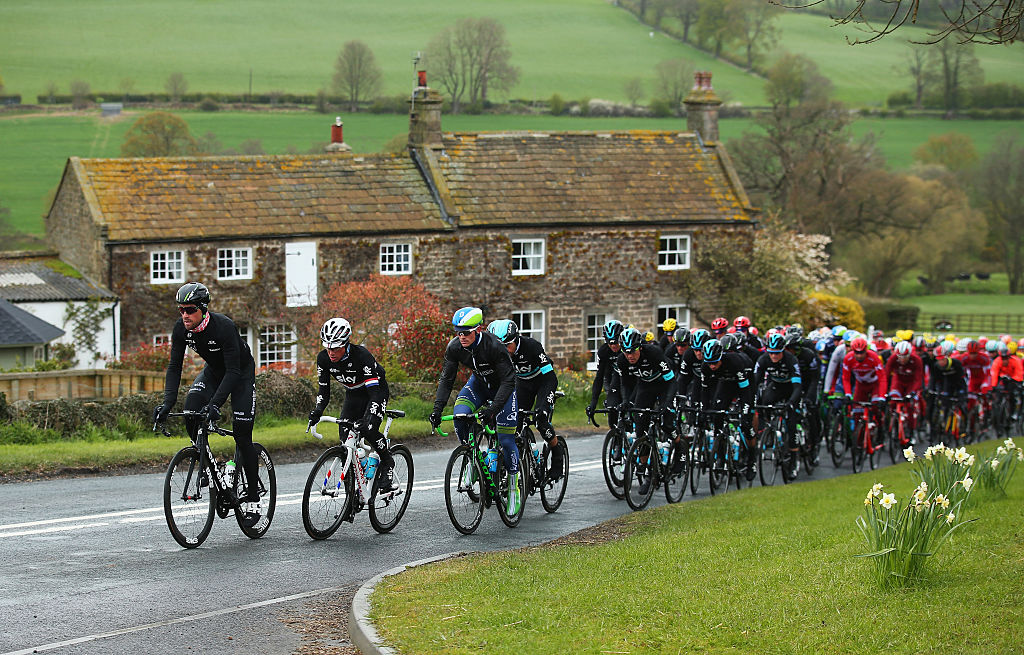 When does the Tour de Yorkshire start and what is the route?