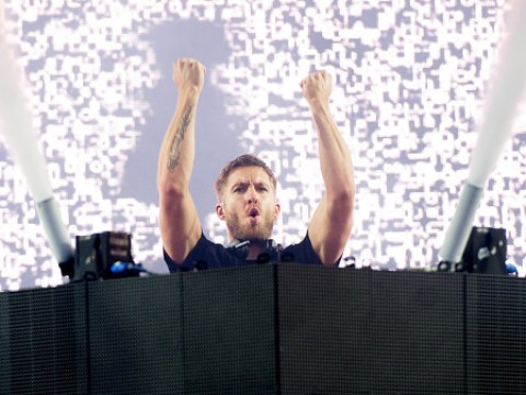Calvin Harris says Brits abroad can get into his shows even if they don't have a ticket