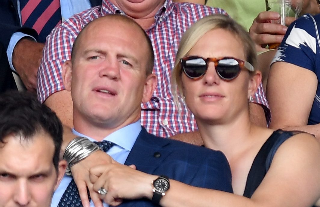 Why isn't Zara Phillips a Princess as she gives birth to second daughter with Mike Tindall?