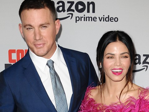 Channing Tatum admits he's not great at juggling family and work as he splits from Jenna Dewan