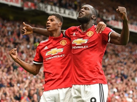 Romelu Lukaku 'not surprised' by Marcus Rashford's impressive form for Man Utd this season
