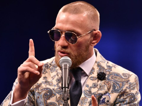 How old is Conor McGregor, what is his net worth, and how did he meet girlfriend Dee Devlin?