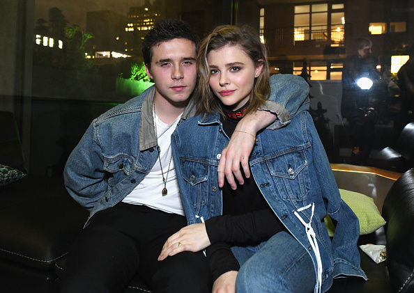 Brooklyn Beckham hints at heartbreak after he likes Instagram post about Chloe Moretz's fans hating on him