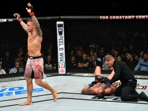 UFC Fight Night Poirier vs Gaethje fight card, UK TV channel, date, time and odds
