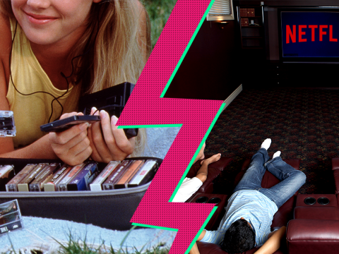 The 1990s v the 2010s: which is the best decade to grow up in?