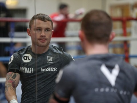 Carl Frampton adds sport psychologist and Manchester City's fitness coach to camp