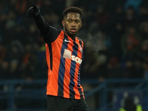 Jose Mourinho wants Manchester City transfer target Fred as Paul Pogba's replacement