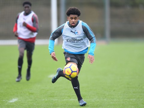 Arsene Wenger explains why debutant Reiss Nelson will be a Premier League star