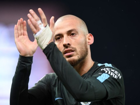 David Silva: Manchester City 'confident' of mounting stunning Champions League comeback against Liverpool