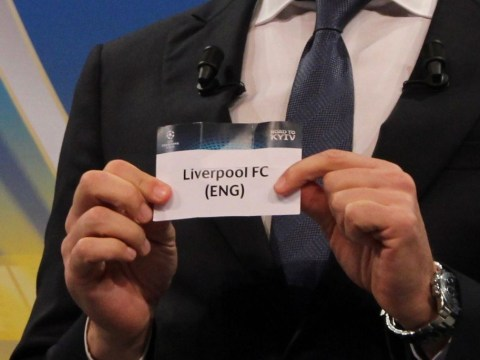 Liverpool drawn against Roma in the semi-finals of the Champions League