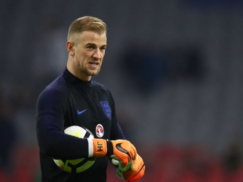 West Ham reject chance to sign Joe Hart from Manchester City