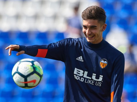 Valencia increase release clause of Chelsea and Liverpool target Ferran Torres